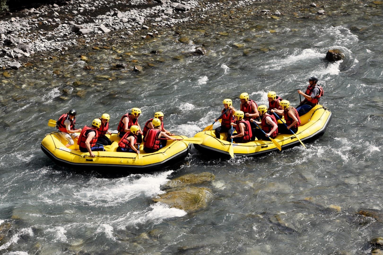 Rafting/hydrospeed